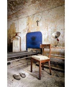 "Urbex Art ""Priests Room"""