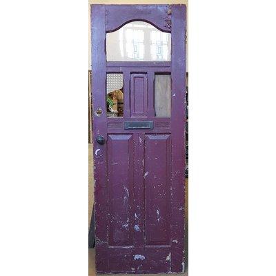 222 x 77 cm - Paneel deur No. 37