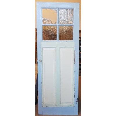 211 x 77 cm - Paneel deur No. 41