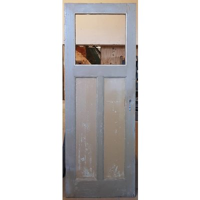211 x 77 cm - Paneel deur No. 43