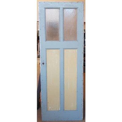 211 x 77 cm - Paneel deur No. 47