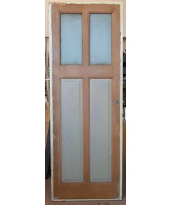211 x 77 cm - Paneel deur No. 49