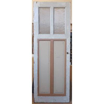 211 x 77,5 cm - Paneel deur No. 54