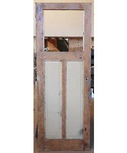 211 x 77 cm - Paneel deur No. 56