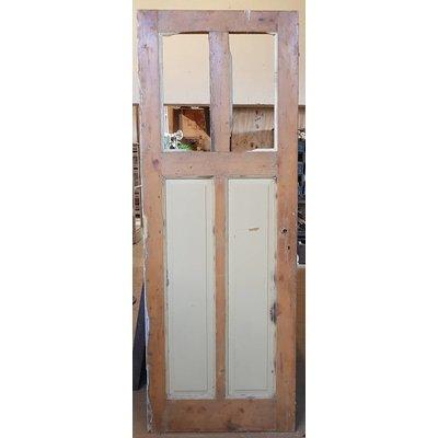 211 x 77 cm - Paneel deur No. 58