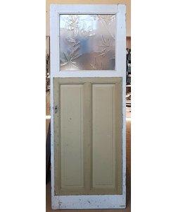 211 x 77 cm - Paneel deur No. 64