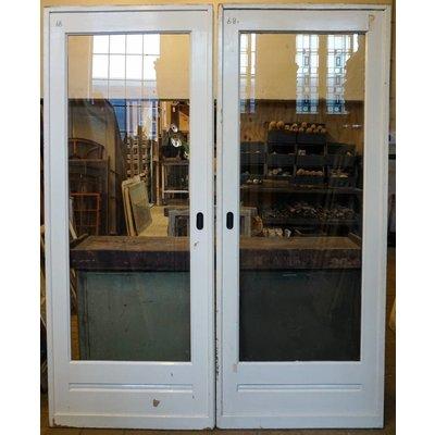 212,5 x 168 cm - Paneel deuren No. 68