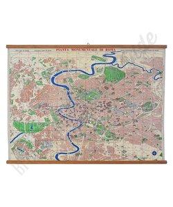 Vintage landkaart 'Rome'