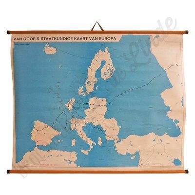 Staatkundige kaart van Europa