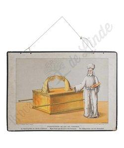 Schoolplaat 'Ark des Verbonds'