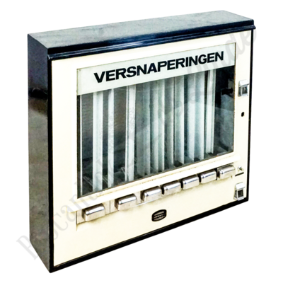 Vintage versnaperingen automaat