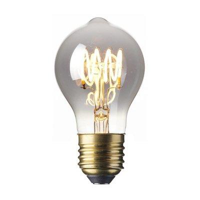 Calex A60 flex LED lamp Titanium