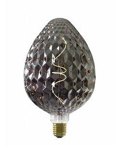 Calex Sevila LED lamp Titanium
