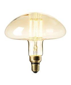 Calex Calgary LED lamp Gold