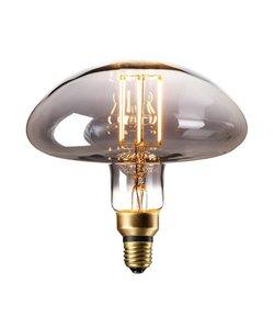 Calex Calgary led lamp Titanium