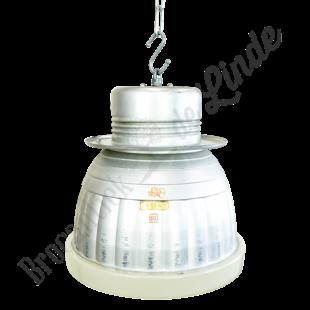 Vintage hanglamp 'Zeiss Ikon medium'