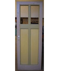212 x 77,5 cm - Paneel deur No. 74
