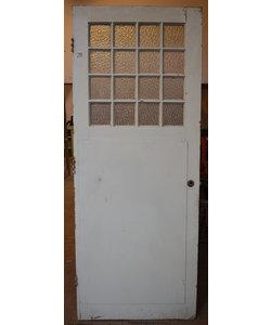 222 x 87,5 cm - Paneel deur No. 78