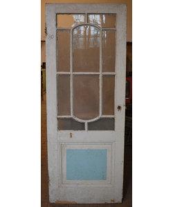 204 x 77 cm - Paneel deur No. 80