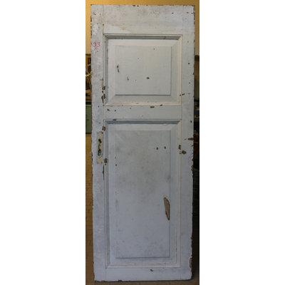 202 x 74 cm - Paneel deur No. 93
