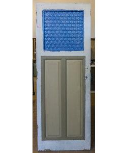 211,5 x 77,5 cm - Paneel deur No. 102