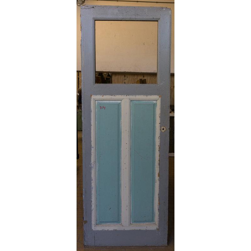 Paneel deur No. 104