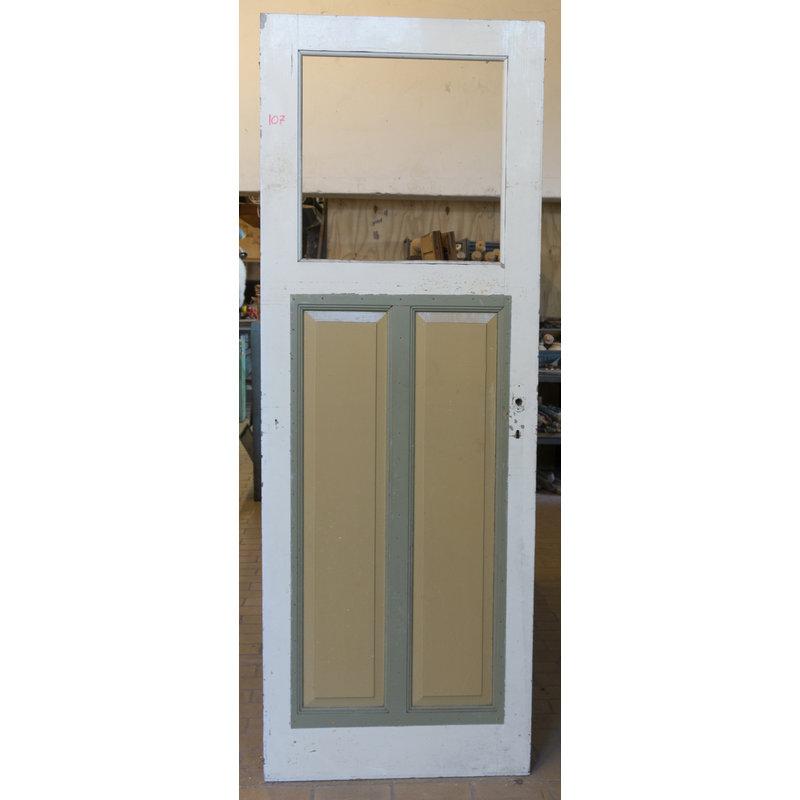 Paneel deur No. 107