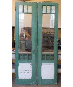 239,5 x 124,5 cm - Set deuren No. 108