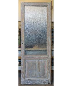 218 x 80 cm - Paneel deur No. 109