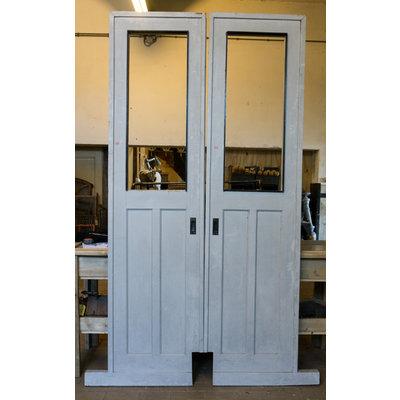 259 x 134 cm - Set deuren No. 111