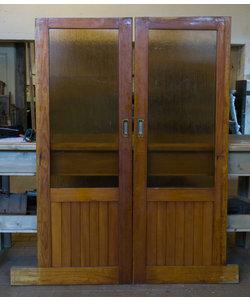 177 x 126 cm - Set deuren No. 114