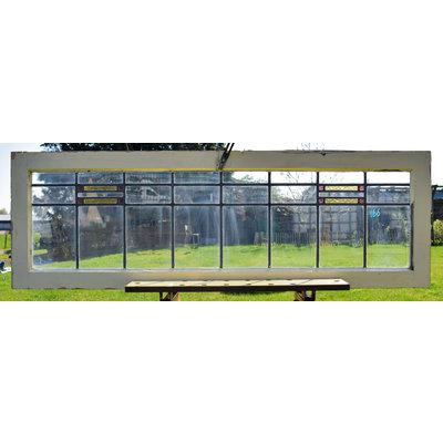 47 x 144,5 cm - Glas in lood raam No. 166