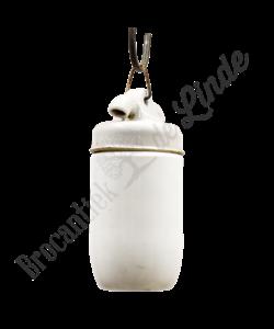 Porseleinen hanglamp 'Valec'