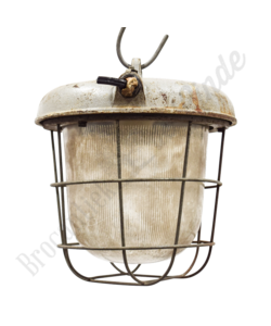 Oude fabriekslamp 'Acorn Junior No. 1'