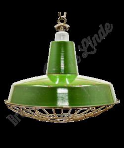 Vitage hanglamp 'Caged Bauhaus'