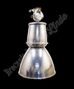 Hanglamp Barrel XXL Zilver