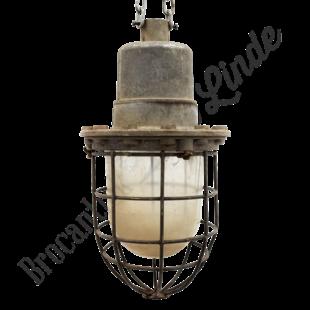 Hongaarse Bully hanglamp 'Short Neck'