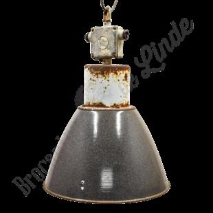 Oude fabrieks hanglamp 'Basic Small'