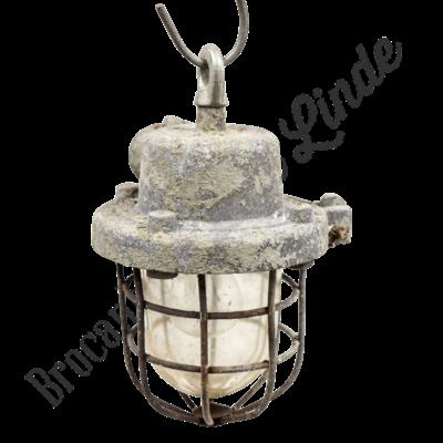 Industriële hanglamp - Origineel