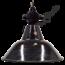 Emaille fabriekslamp - Origineel