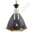 Fabriekslamp Basic met glas - Origineel