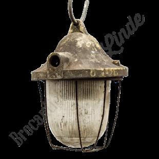 Stoere hanglamp 'Baby Babka'