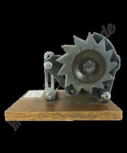 Motorische wisselstroommachine