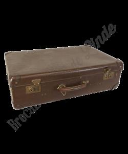Vintage koffer 'Bruin No.1'