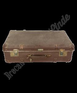 Vintage koffer 'Bruin No.2'