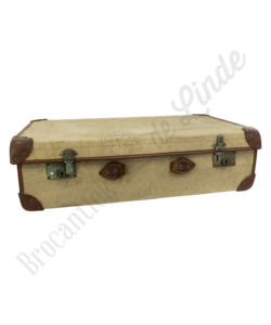 Vintage koffer 'Bruin No.3'