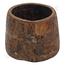 Vintage houten vaas No. 3
