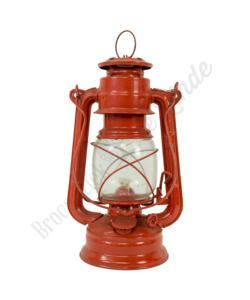 Vintage petroleumlampje/ stormlantaarn