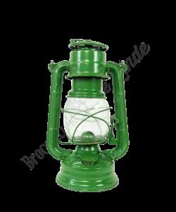 Vintage petroleumlampje / stormlantaarn