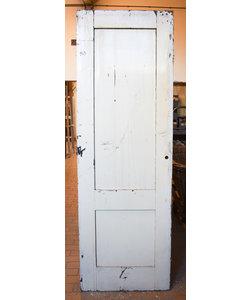 218,5 x 72,5 cm - Paneel deur No. 165
